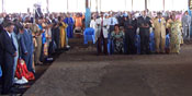 Adoration in Kinshasa